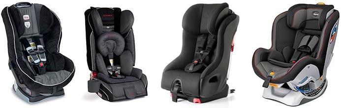 The Best & Safest Convertible Car Seats of 2018