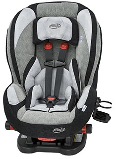 Evenflo Triumph 65 LX Convertible Car Seat