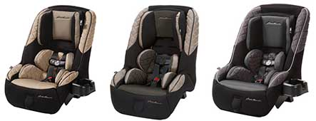 Ed Bauer XRS 65 Convertible Car Seat Review