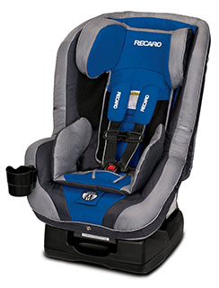 Recaro Performance RIDE Convertible Car Seat Review